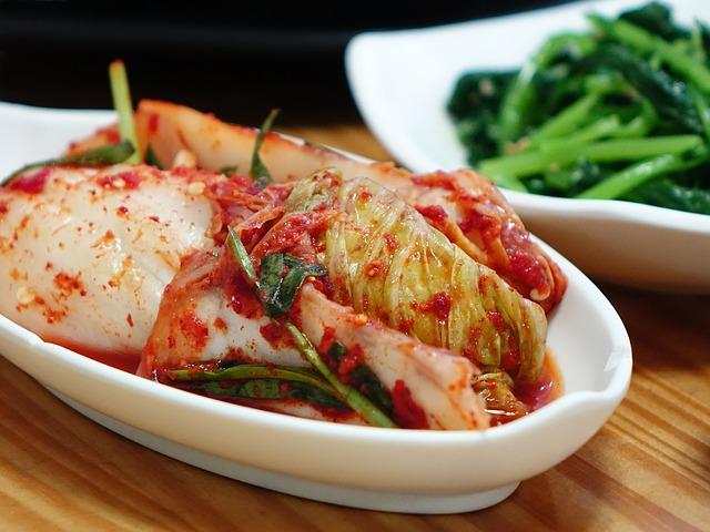 kimchi diet plan