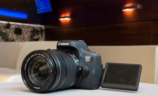 Canon-EOS-750D---Entry-Level-DSLR-Camera