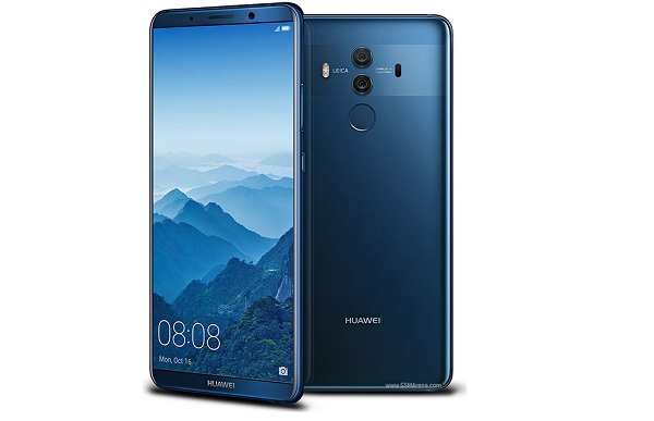HUAWEI MATE 10 PRO - top mobile phones of 2018