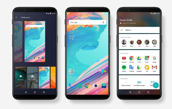 ONEPLUS 5T - top mobile phones of 2018