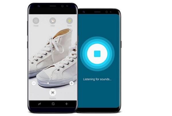 SAMSUNG GALAXY S8 - top mobile phones of 2018