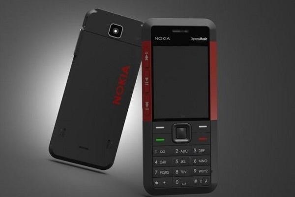5310 XpressMusic -Top 15 best Nokia Mobile Phones
