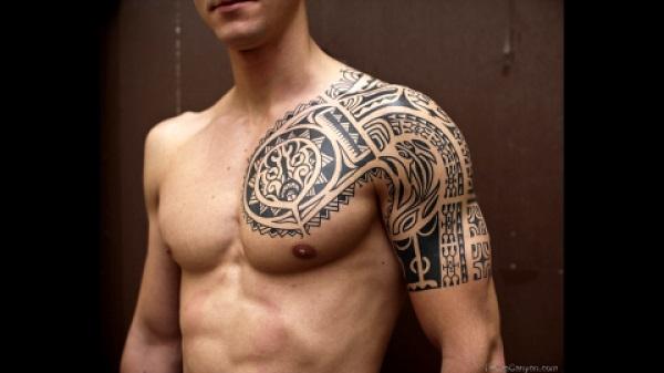 Beautiful Flower Tattoo - Top Tattoo Design Ides for Men
