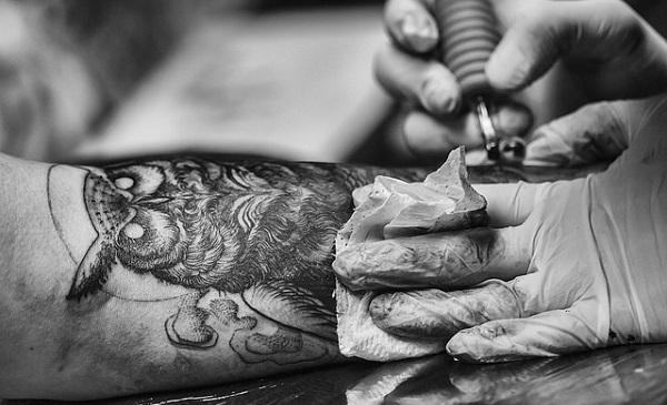 Birds Skull Tattos
