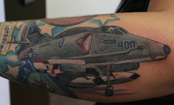 Jesse Rix Tattoos Design