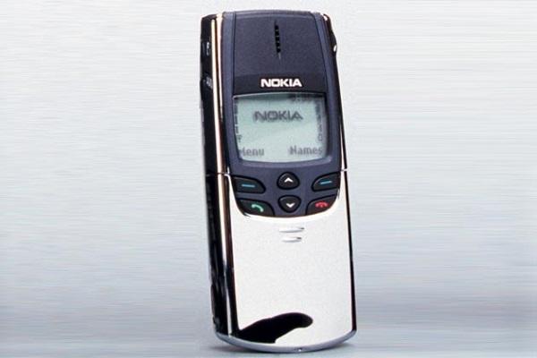 Nokia 8810 -Top 15 best Nokia Mobile Phones