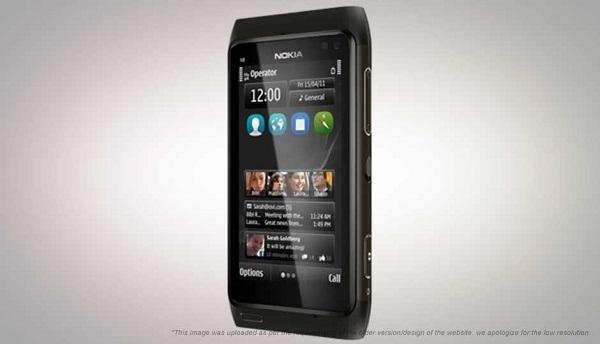 Nokia N8 -Top 15 best Nokia Mobile Phones