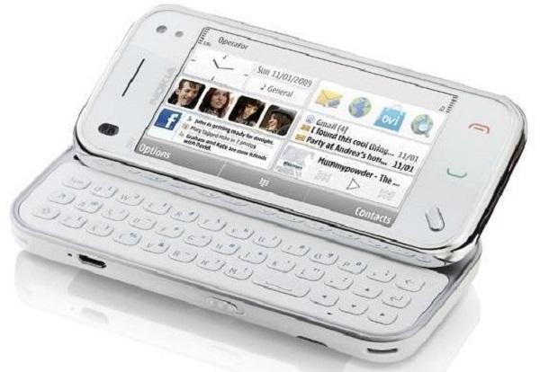 Nokia N97 -Top 15 best Nokia Mobile Phones