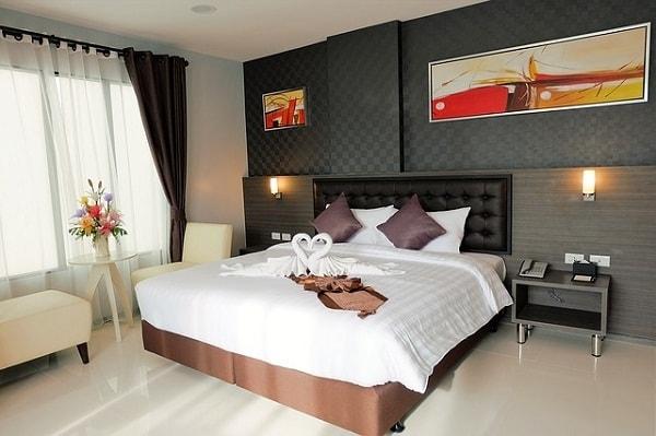 Unique bed idea