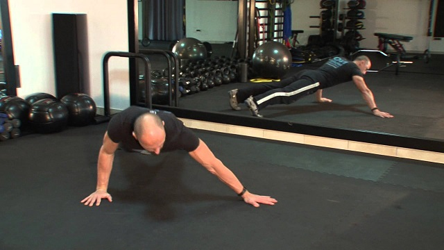 Top workout positions for chest