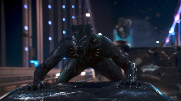 Black Panther Top 20 Movies Superheroes in Hollywood