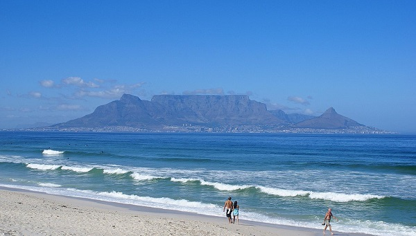 Bloubergstrand Beach - Best Beaches to Visit in Summer 2018