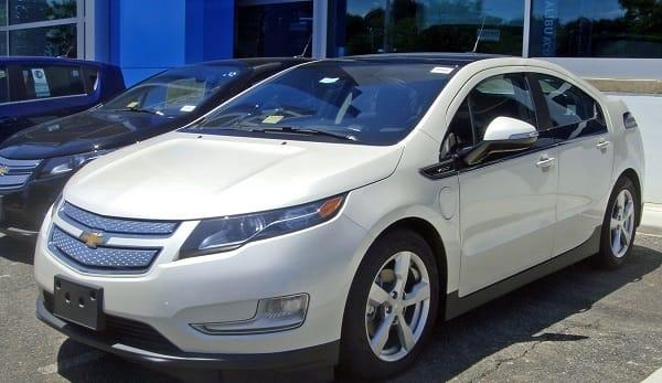 Chevrolet Volt ( 2012 )