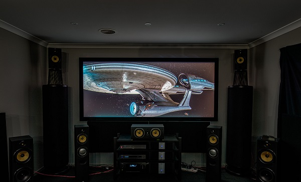 Top Home Theater Designs