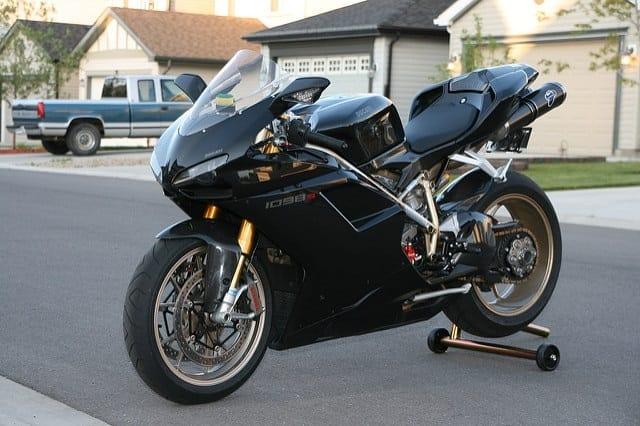Ducati 1098s - Top Sports Bicke