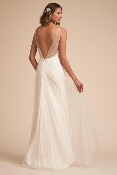 Ethereal Gown Wedding Dress