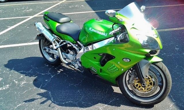 Kawasaki Ninja ZX-14R-Top Fastest Bikes