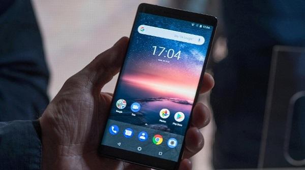Nokia 8 -