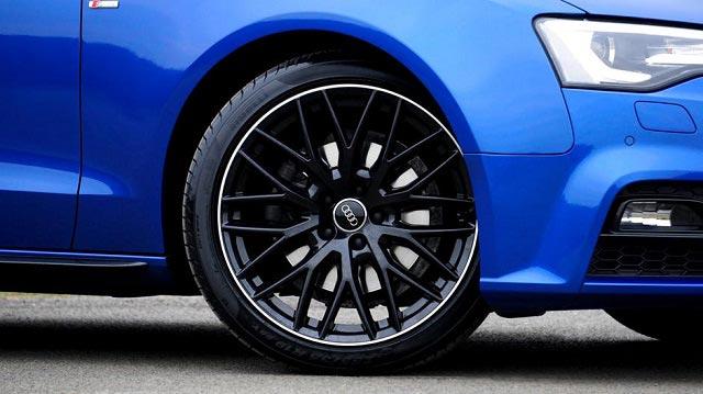 3 Stars Audi Rim Designs