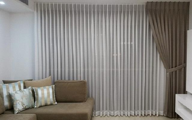 Curtain Side, Room Interior Design