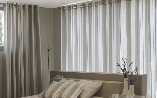 Light Green Curtain Design Ideas