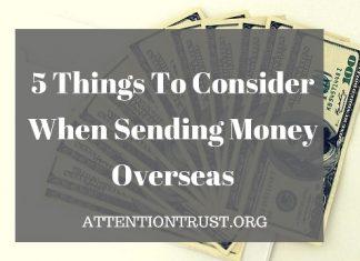 Sending Money Overseas