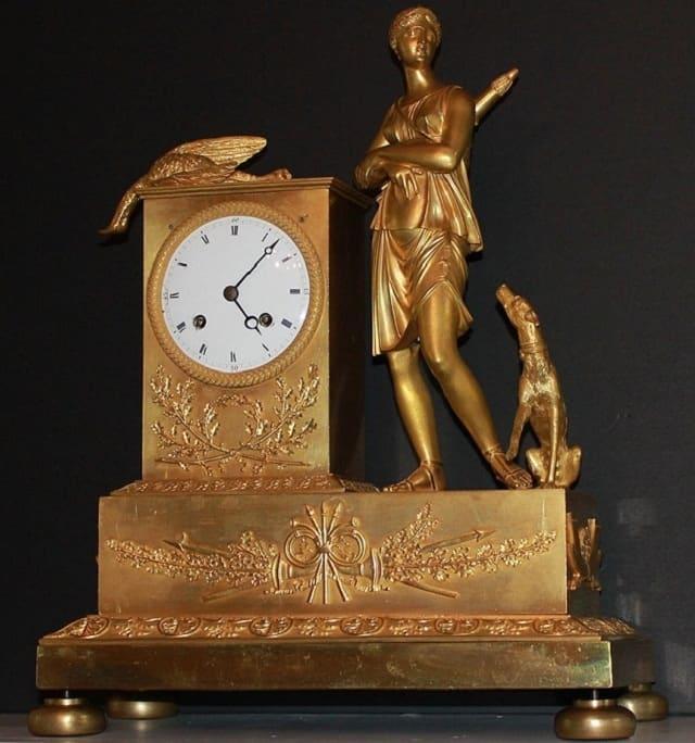 Designer Mantel Clock