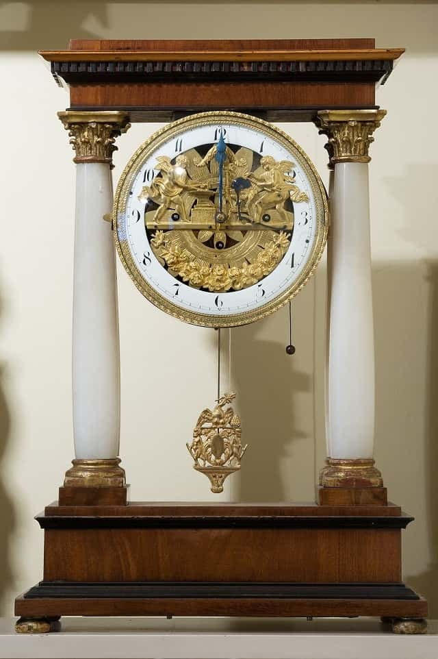 Large Mantel Clock