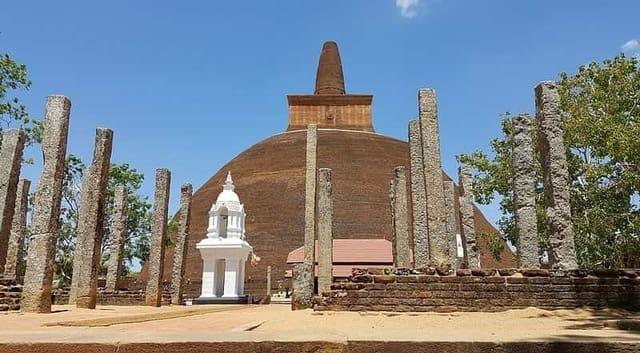 Anuradhapura - Sri Lanka Tourist Destination