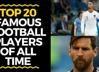 Famous Football Players