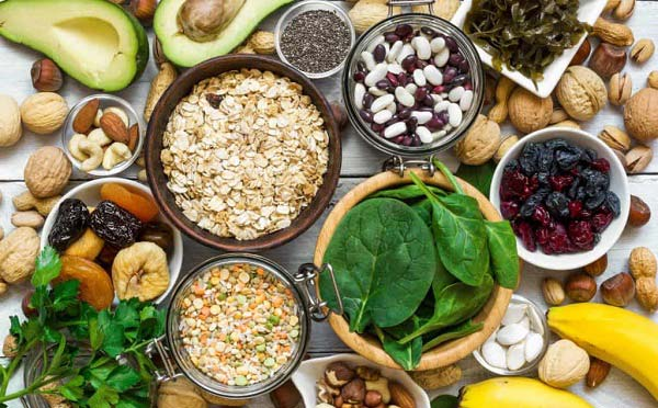 Foods cause hairfall