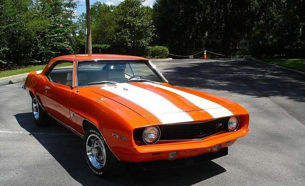 Top American Muscle Cars