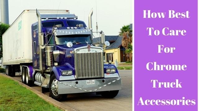 Chrome Truck Accessories