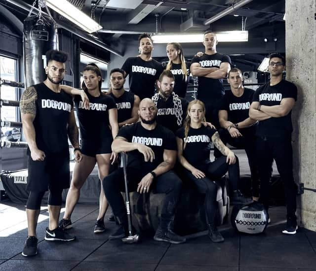 Dogpound - Gym in New York City