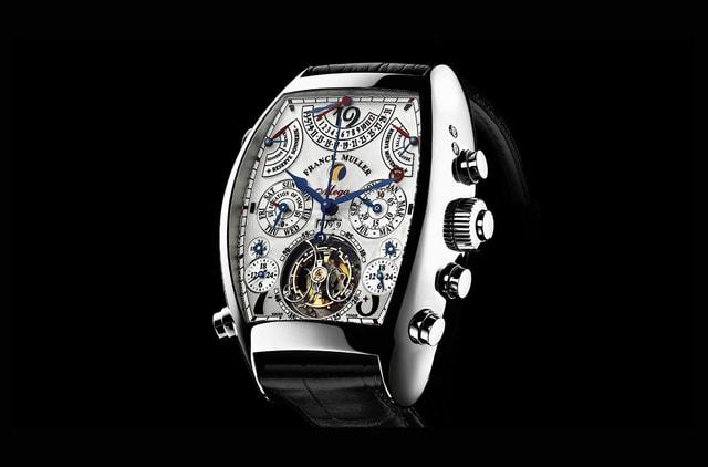 Franck Muller Aeternitas Mega 4 - top expensive watches