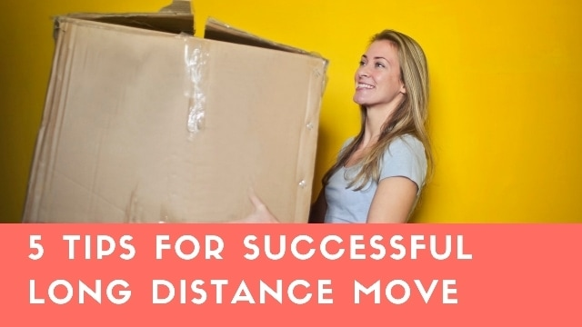 Long Distance Move