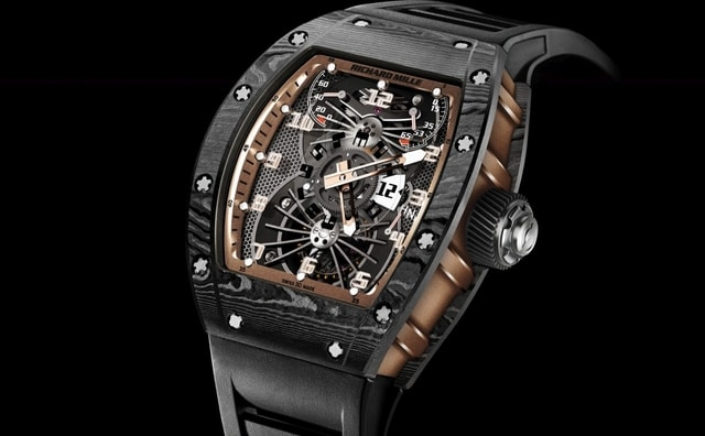 Richard Mille RM 56-02 Sapphire - most expensive watches