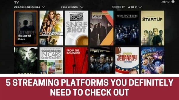 Streaming Platforms