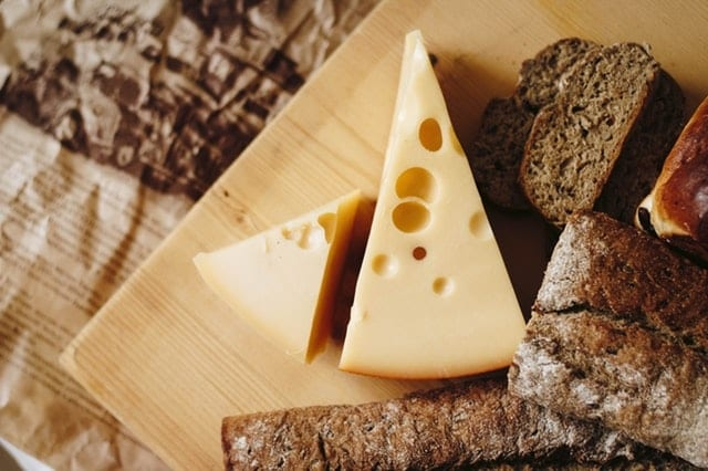 Cheese - top acidic foods