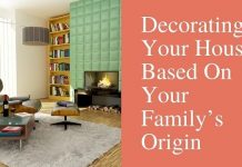 Decorating Your House
