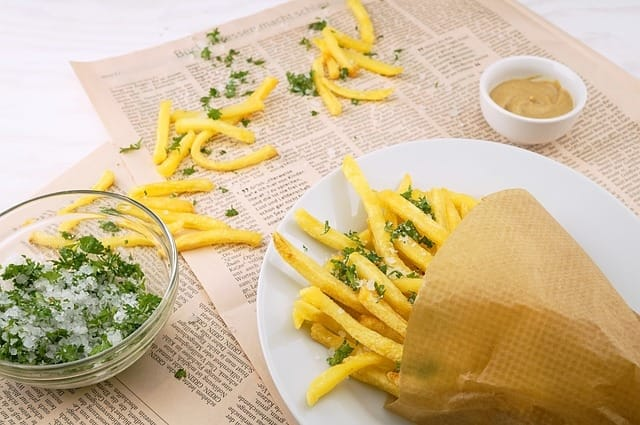 Fried food - foods cause acid reflux