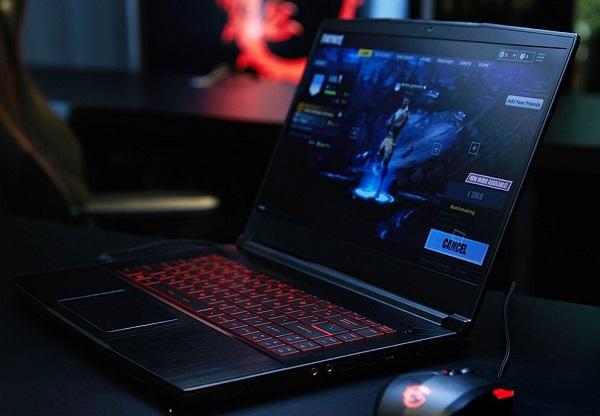 Popular Gaming Laptops