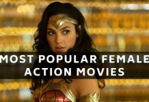 Female Lead Action Movies