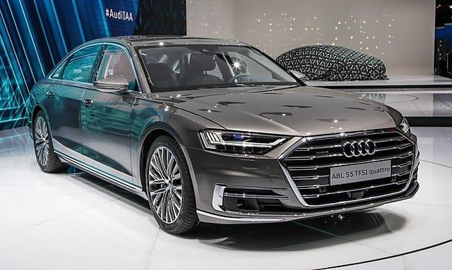 Audi A8 L - Luxury Cars Brands