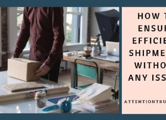 Efficient Shipments