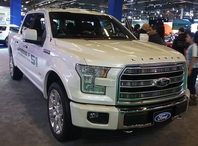 Ford F-150 Limited - Ford F-150 Limited
