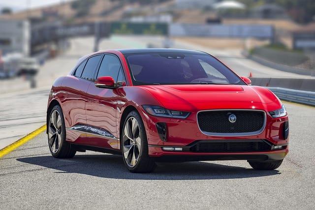Jaguar I-Pace - Luxury Cars Brands
