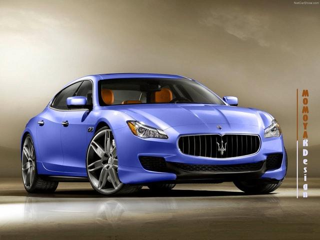 Maserati Quattroporte - Luxury Cars List