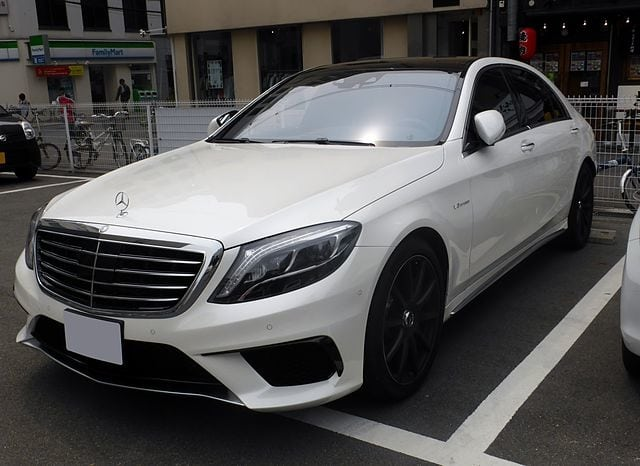 Mercedes Benz S63 AMG - Luxury Cars Brands