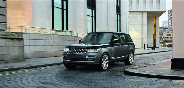 Range Rover SV Autobiography - Luxury Cars List